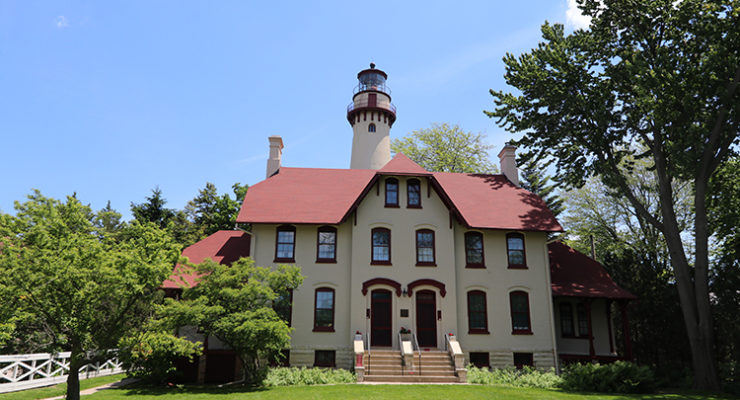 Grosse Point Lighthouse | ChicagoHome Brokerage Network at @properties