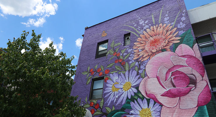 Evanston Mural | ChicagoHome Brokerage Network at @properties